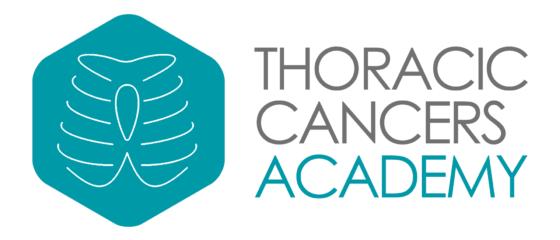 THORACIC CANCERS ACADEMY